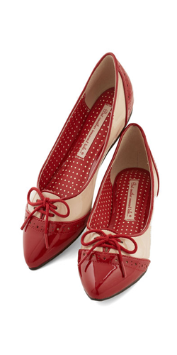 Candy Apple Sweet Flat